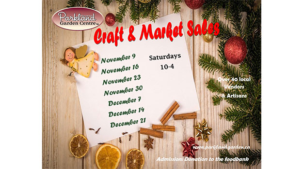 Craft & Market Sales